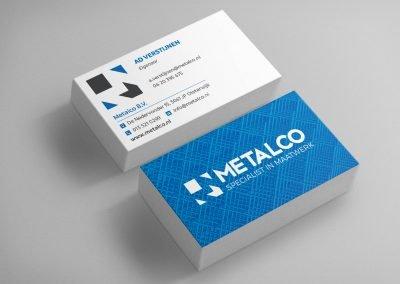 Visitekaartje-Metalco